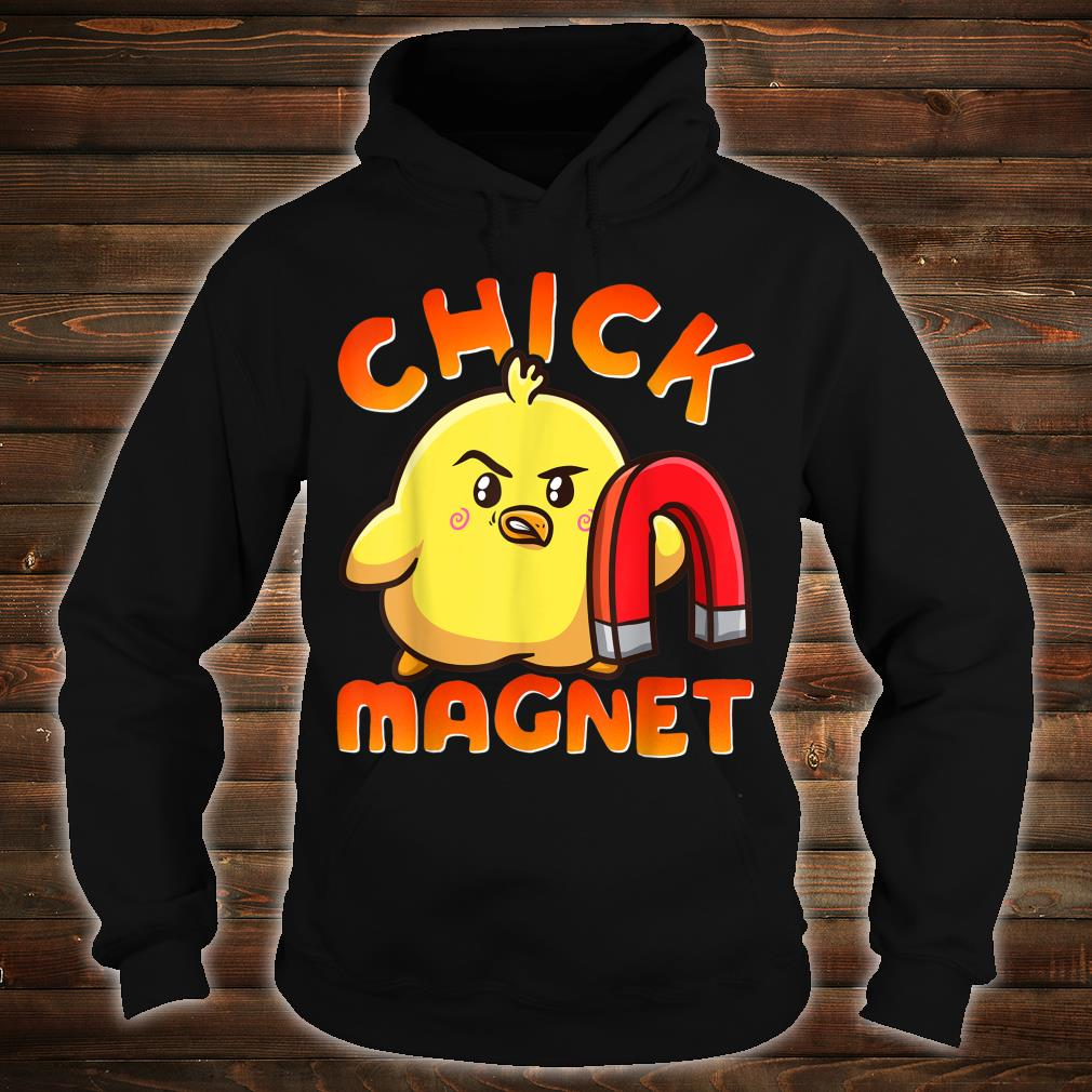 Chick Magnet Halloween Costume Magnetic Little Chicken Shirt hoodie