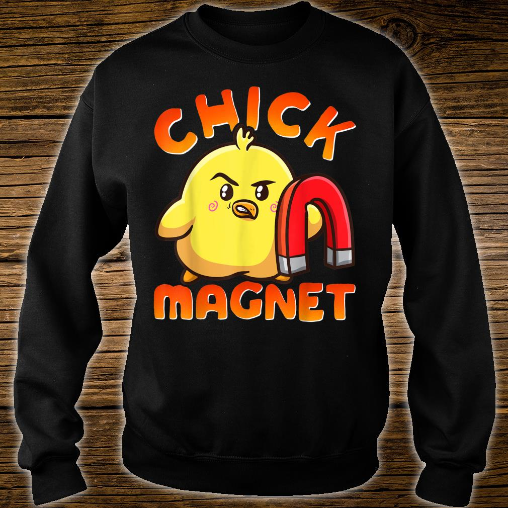 Chick Magnet Halloween Costume Magnetic Little Chicken Shirt sweater