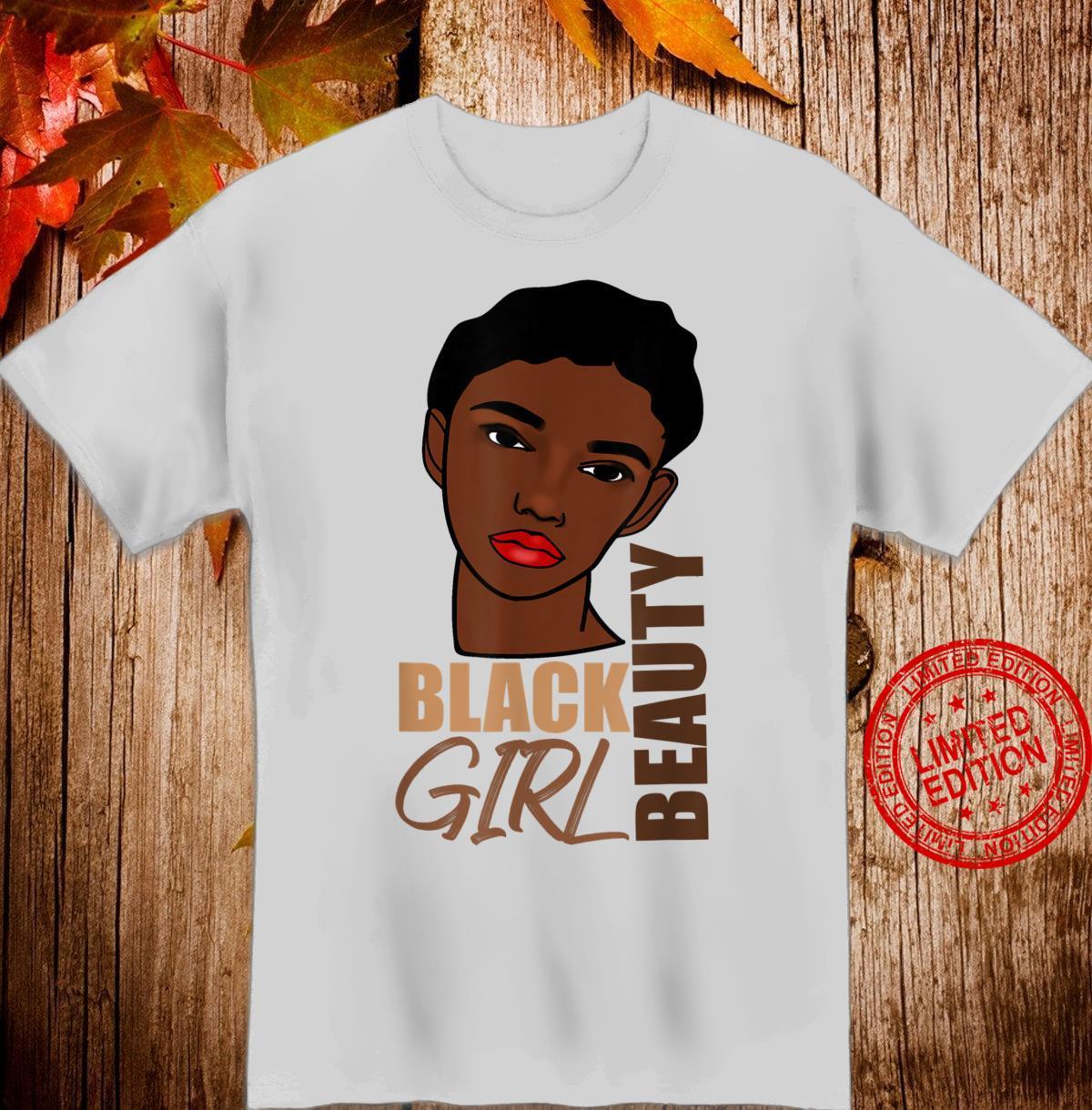 Oheneba Black Girl Beauty Melanin Shirt Shirt