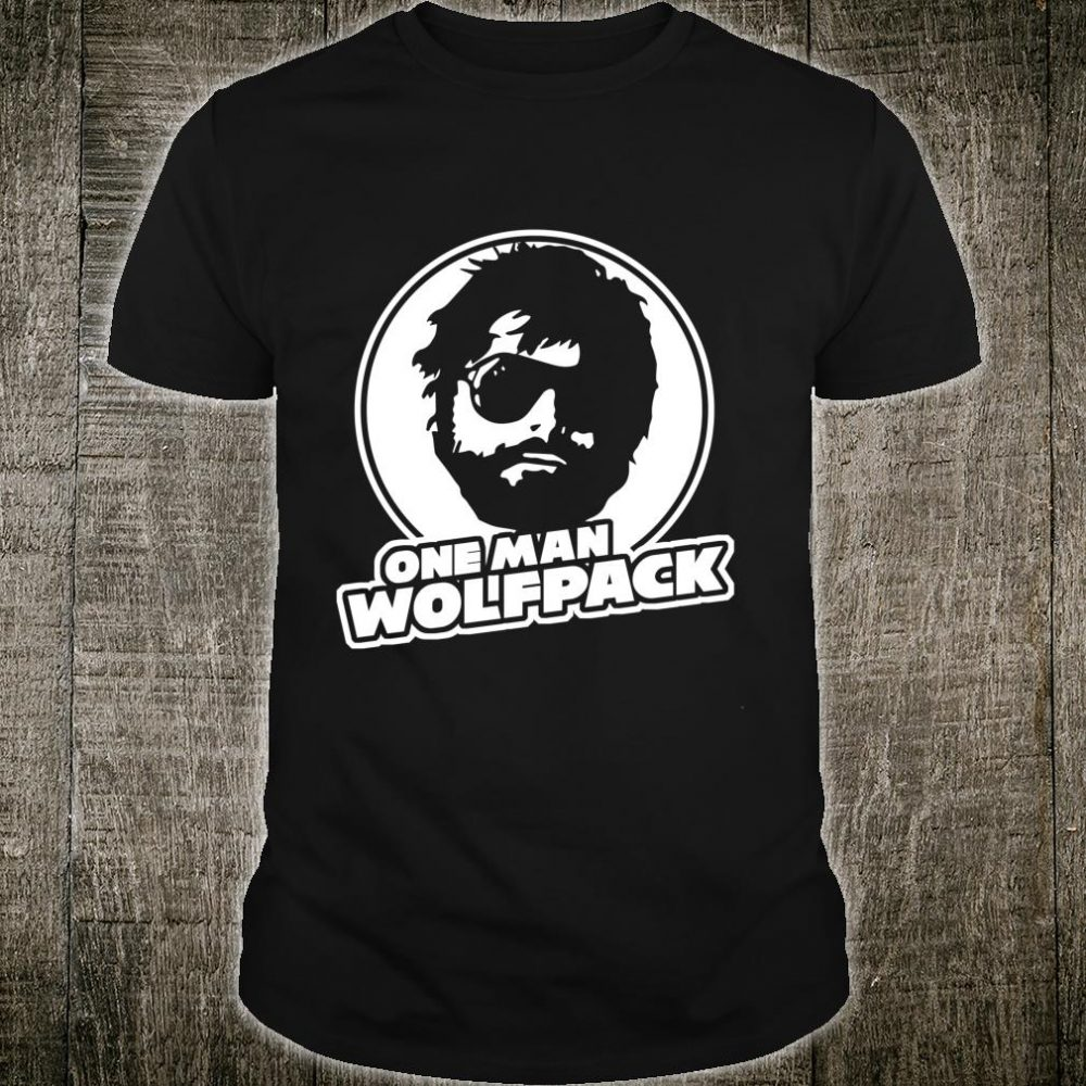 One Wolf Pack Lifetime Pack Member Shirt