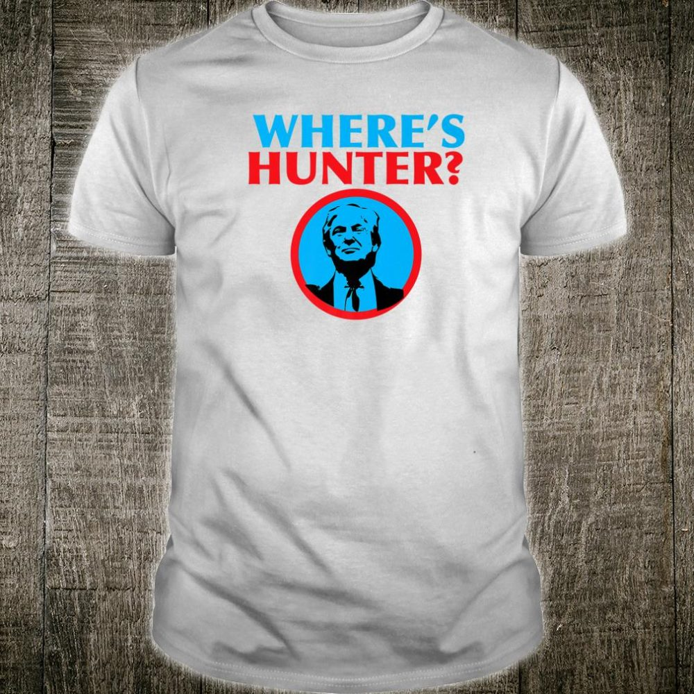 Where Is Hunter Shirt